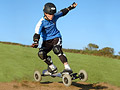 Mountain Boarding in Bude